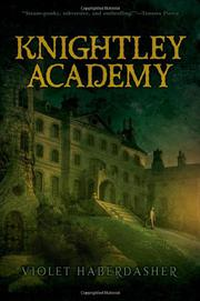 Cover art for KNIGHTLEY ACADEMY