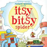Book Cover for ITSY BITSY SPIDER