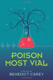 Book Cover for POISON MOST VIAL