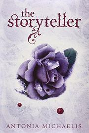 Book Cover for THE STORYTELLER