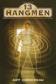Book Cover for 13 HANGMEN