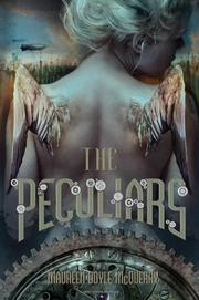 Cover art for THE PECULIARS