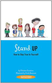 Book Cover for STAND UP!