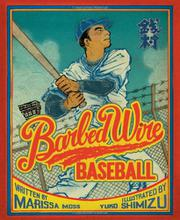 Cover art for BARBED WIRE BASEBALL