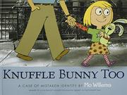 Cover art for KNUFFLE BUNNY TOO