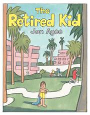 Cover art for THE RETIRED KID