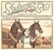 Book Cover for STAGECOACH SAL