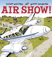 Cover art for AIR SHOW!