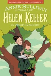 Cover art for ANNIE SULLIVAN AND THE TRIALS OF HELEN KELLER