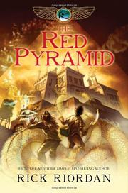 Cover art for THE RED PYRAMID