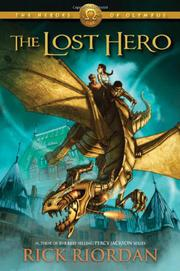 Cover art for THE LOST HERO