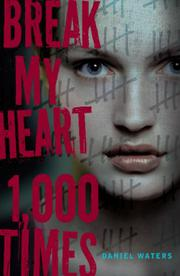 Cover art for BREAK MY HEART 1,000 TIMES