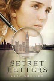 Cover art for SECRET LETTERS