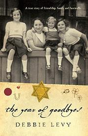 Book Cover for THE YEAR OF GOODBYES