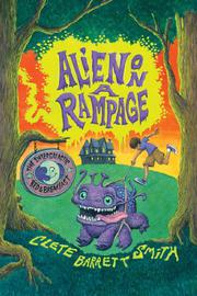 Cover art for ALIEN ON A RAMPAGE