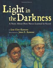 Cover art for LIGHT IN THE DARKNESS