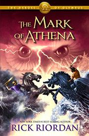 Cover art for THE MARK OF ATHENA