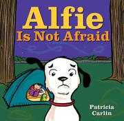 Cover art for ALFIE IS NOT AFRAID