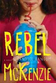 Book Cover for REBEL MCKENZIE