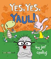 Cover art for YES, YES, YAUL!