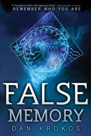 Book Cover for FALSE MEMORY