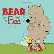 Book Cover for BEAR AND BEE