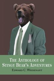 Cover art for THE ANTHOLOGY OF STINGY BEAR'S ADVENTURES