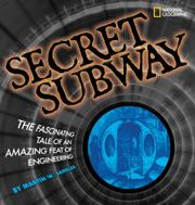 Book Cover for THE SECRET SUBWAY