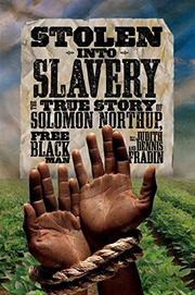 Cover art for STOLEN INTO SLAVERY