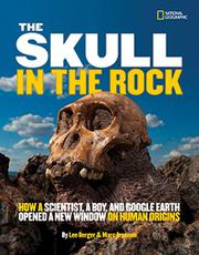 Book Cover for THE SKULL IN THE ROCK