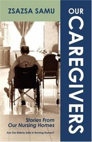 Book Cover for OUR CAREGIVERS