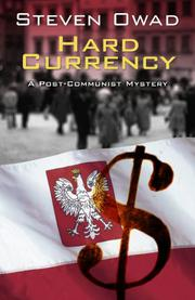 Book Cover for HARD CURRENCY