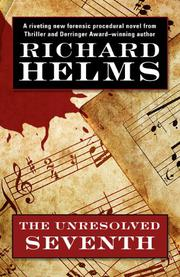 Cover art for THE UNRESOLVED SEVENTH