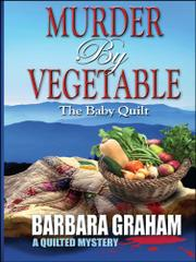 Book Cover for MURDER BY VEGETABLE