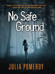 Cover art for NO SAFE GROUND