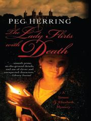 Book Cover for THE LADY FLIRTS WITH DEATH