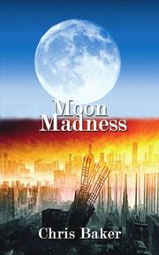 Book Cover for MOON MADNESS