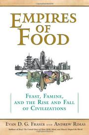 Cover art for EMPIRES OF FOOD