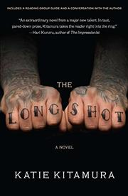 Book Cover for THE LONGSHOT