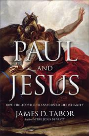 Book Cover for PAUL AND JESUS