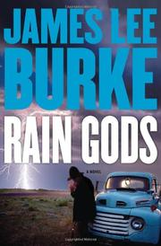 Book Cover for RAIN GODS