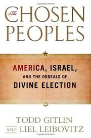 Cover art for THE CHOSEN PEOPLES