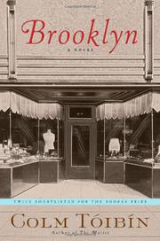 Book Cover for BROOKLYN
