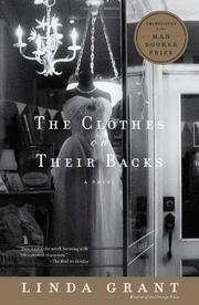 Book Cover for THE CLOTHES ON THEIR BACKS