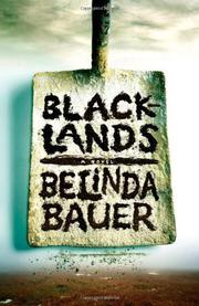 Cover art for BLACKLANDS