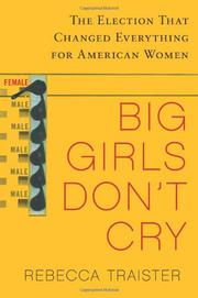 Book Cover for BIG GIRLS DON'T CRY