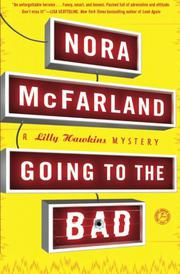 Book Cover for GOING TO THE BAD