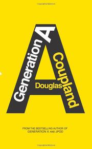 Book Cover for GENERATION A