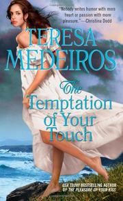 Book Cover for THE TEMPTATION OF YOUR TOUCH