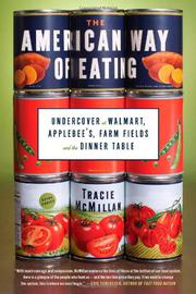 Book Cover for THE AMERICAN WAY OF EATING